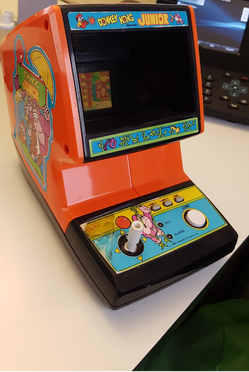 Tabletop Donkey Kong JR Dkjr